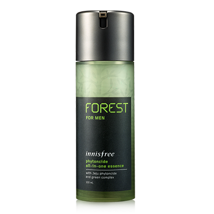 Innisfree Forest For Men Phytoncide ALL-IN-ONE Essence [100ml] 三效合一精华乳