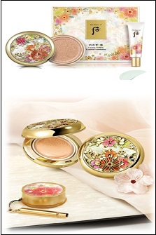 The whoo luxury gold cushion limited edition 【Whoo黄金版限量气垫】