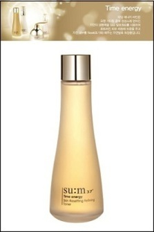 Sum37  Time Energy Skin Resetting Refining Toner[160ml]呼吸 时光能量 保湿水