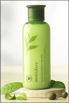 Innisfree Green Tea Balancing Skin [200ml]悦诗风吟 绿茶系列 柔肤水