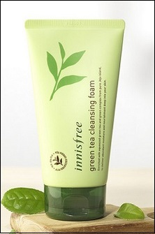 Innisfree Green Tea Pure Cleansing Foam[150ml] 悦诗风吟 绿茶系列 清爽洗面奶